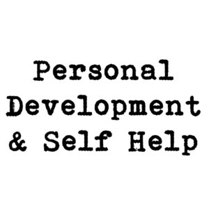 Personal Development & Self Help
